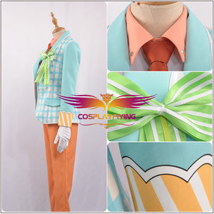 Uta No Prince Sama QUARTET NIGHT Sweet Cafe Live Sakasaki Natsume Stage Cosplay Costume Outfit