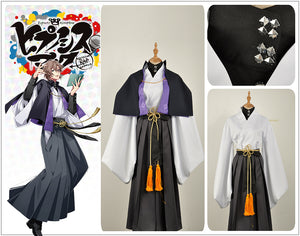 Voice Actor Division Rap Battle GENTARO YUMENO Cosplay Costume