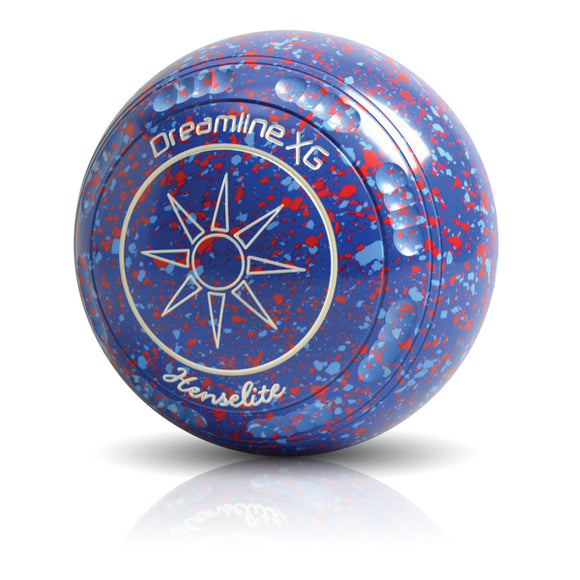 Henselite Dreamline XG Coloured Speckle Bowls