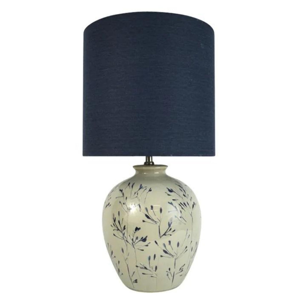 Emika Cer Hand Painted Table Lamp-thenestsw