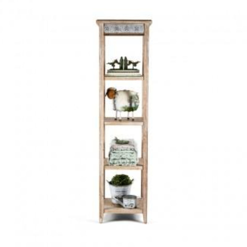 Chateau 5-Shelf Unit 48x180cm-thenestsw