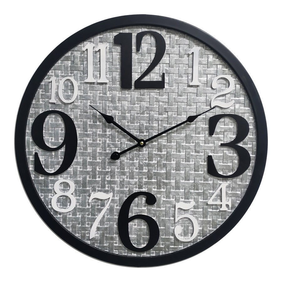 Bricka Wall Clock-thenestsw