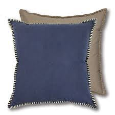 Blanket Stitch Cushion 50cm-thenestsw
