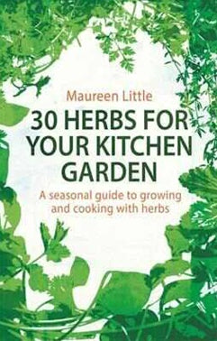 30 Herbs for Your Kitchen Garden-thenestsw