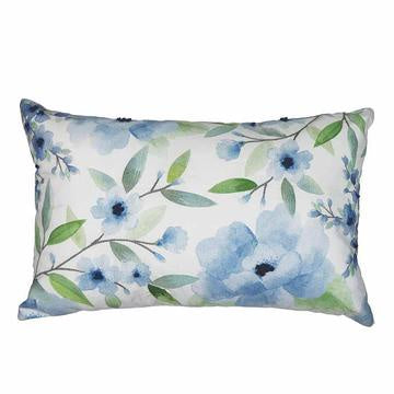 Chinoiserie Embroidery Cushion 40x60cm-thenestsw
