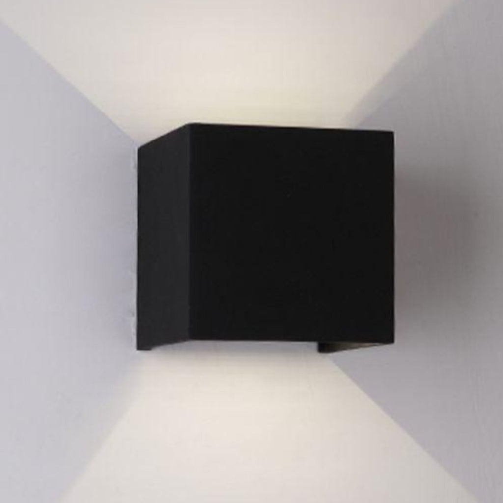 Toca exterior LED adjustable Beam Surface Mounted WallLight-thenestsw