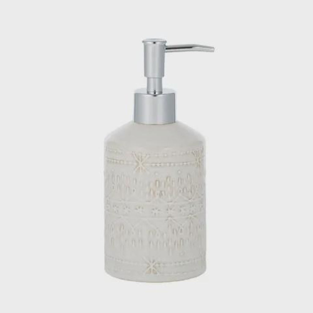 Liberty Ceramic Soap Dispenser-thenestsw
