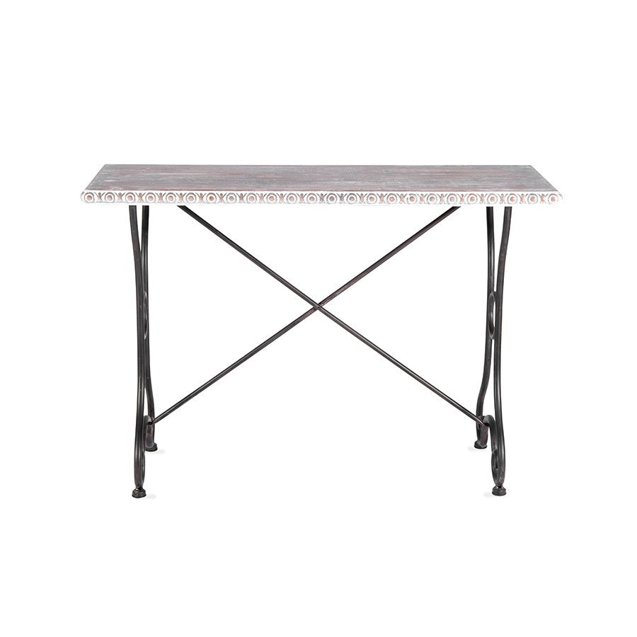 Galleria Etch Console Table-thenestsw