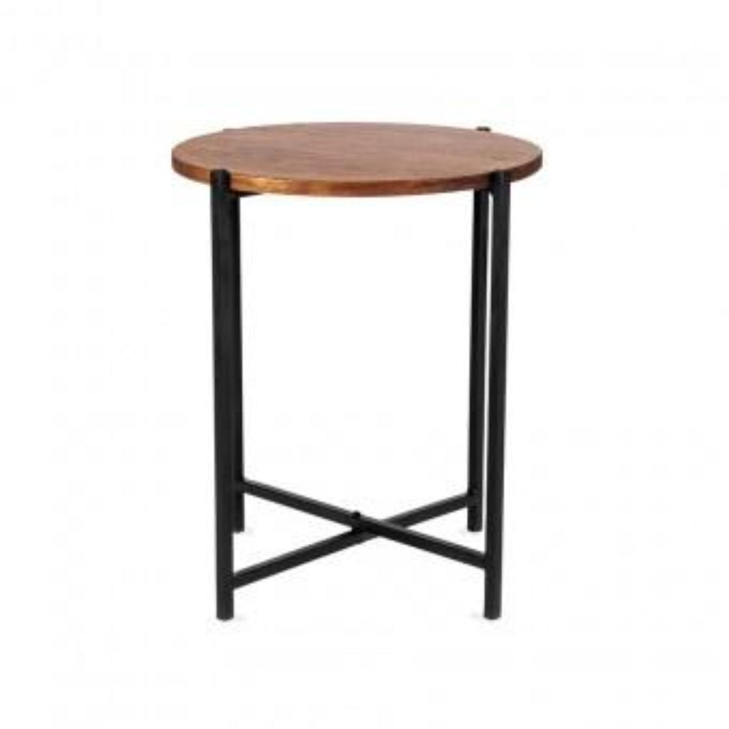 Oslo Round Side Table-thenestsw