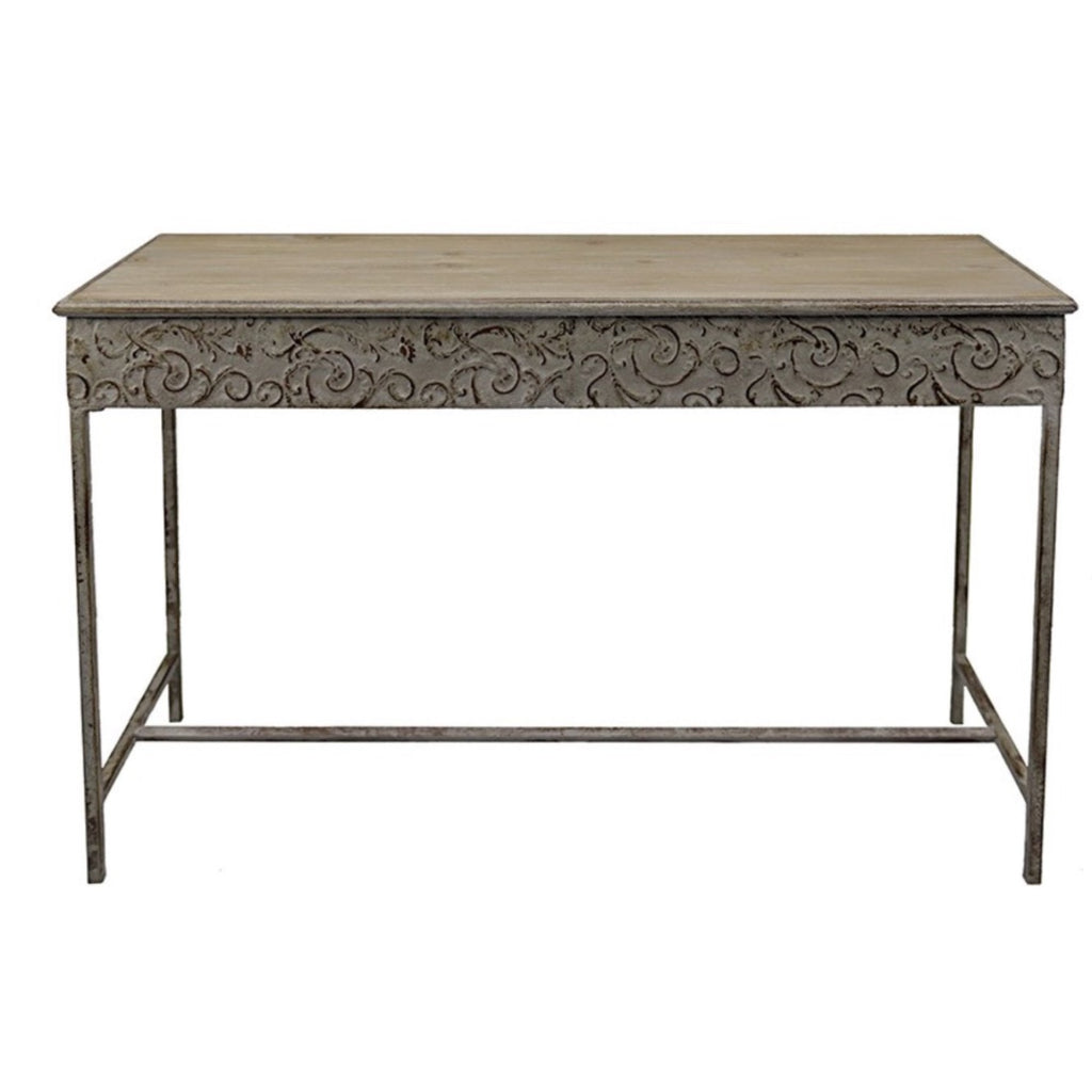 Baroque Console Table-thenestsw