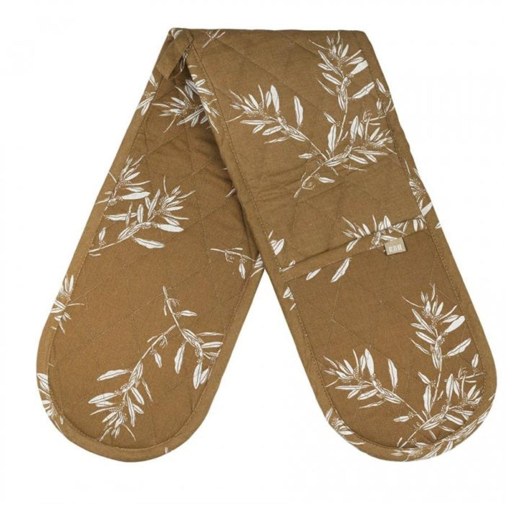 Olive Grove Double Oven Glove-thenestsw