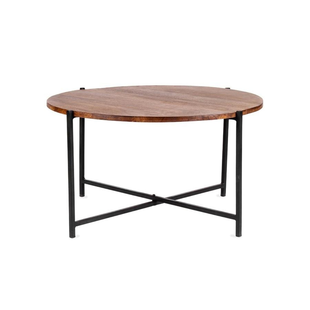 Oslo Round Coffee Table-thenestsw