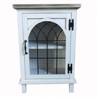 French Gothic Occasional Cabinet-thenestsw