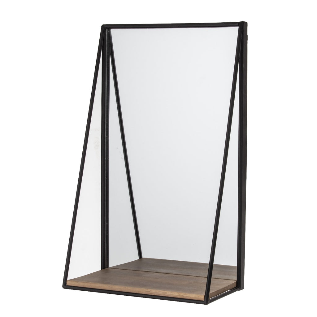 Mirror Bowen with Shelf-thenestsw