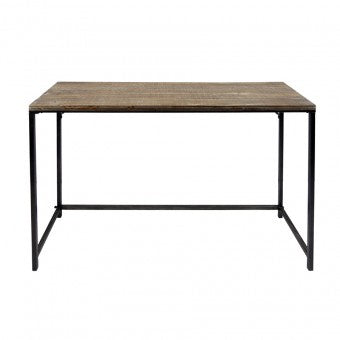 Capri Panelled Console Table