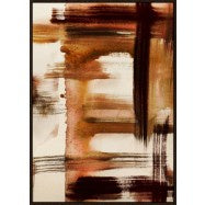 Autumn Abstract Wall Art-thenestsw