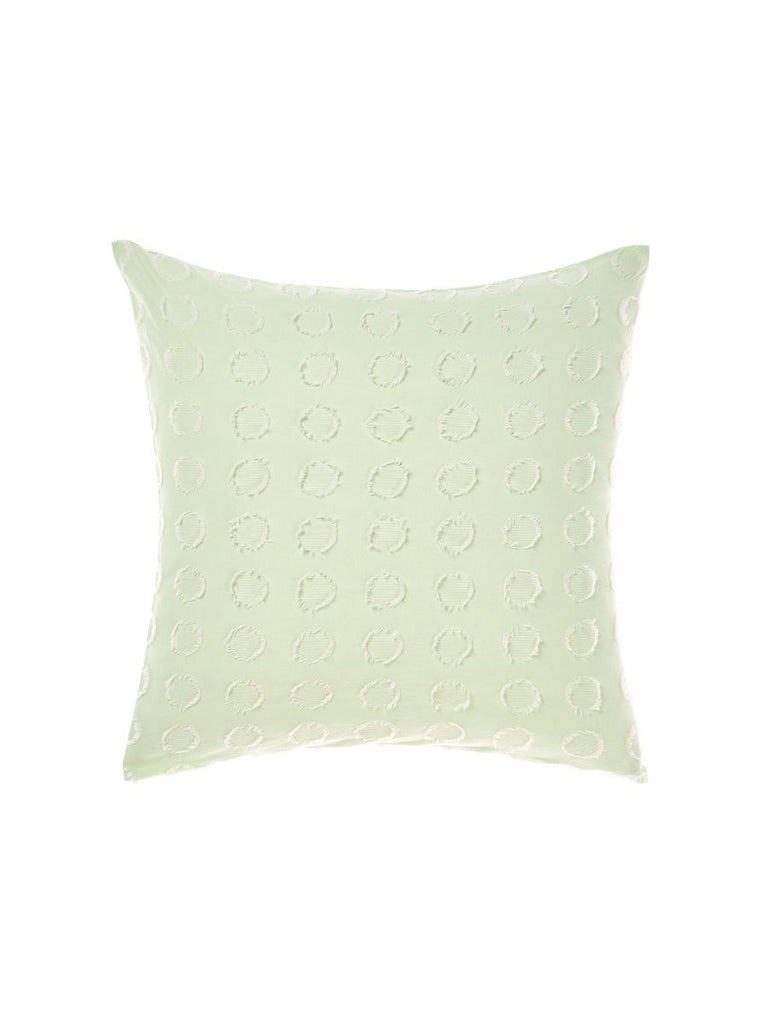 Benedita Mint Cushion-thenestsw
