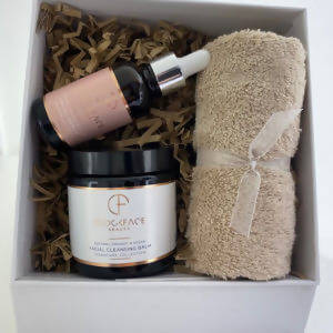 CLEANSER, CLOTH & SERUM TRIO