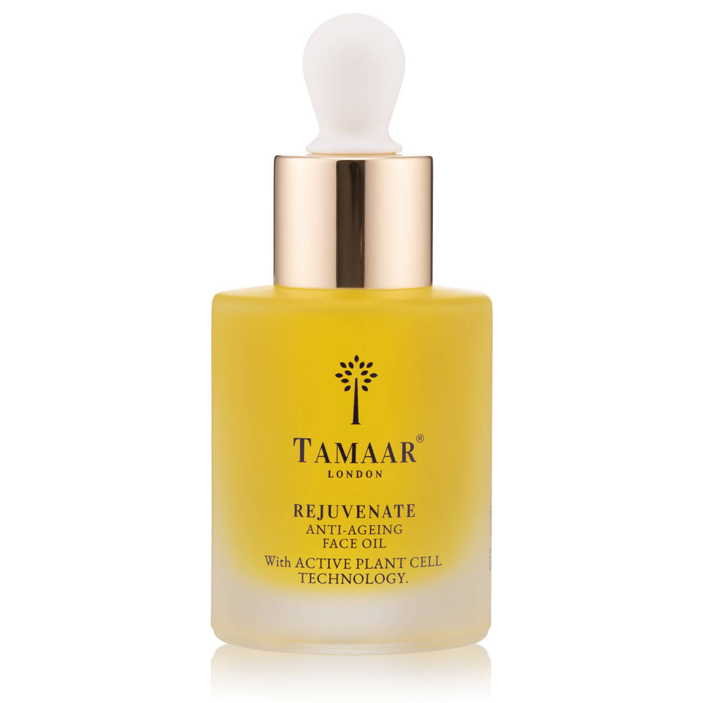 REJUVENATE - ADVANCED NATURAL ANTI-AGEING FACE OIL