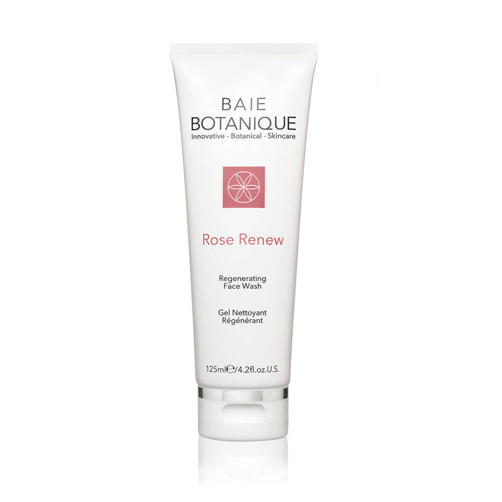 ROSE RENEW FACE WASH