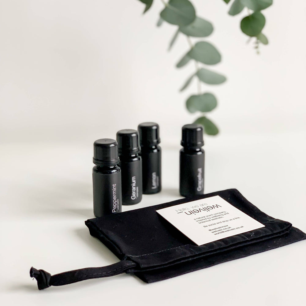 SELF CARE ESSENTIAL OIL BUNDLE