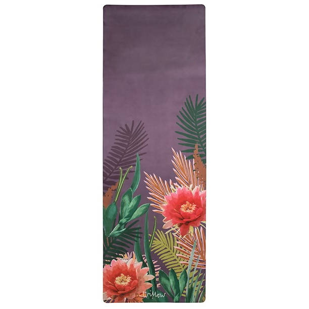 TROPICANA PLACEMENT ORCHID YOGA MAT