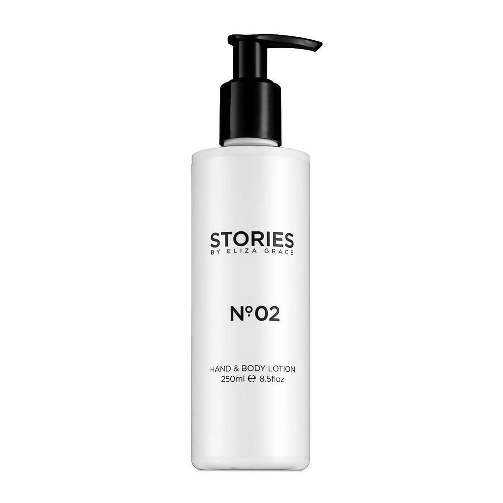 STORIES N°.02 HAND & BODY LOTION