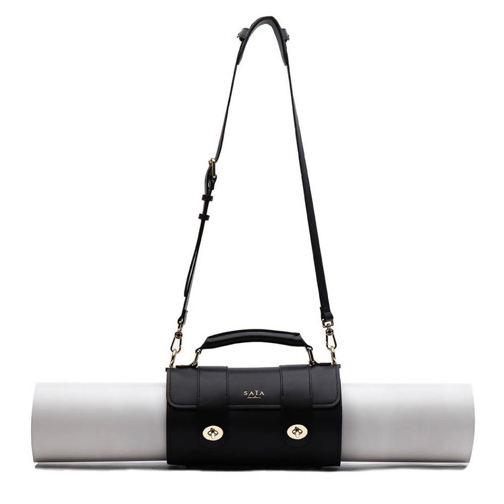 THE MIDNIGHT EMMELINE YOGA MAT BAG
