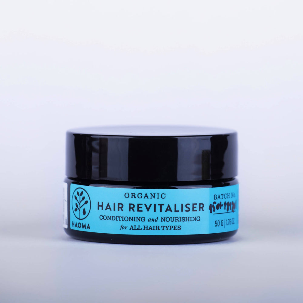 ORGANIC HAIR REVITALISER