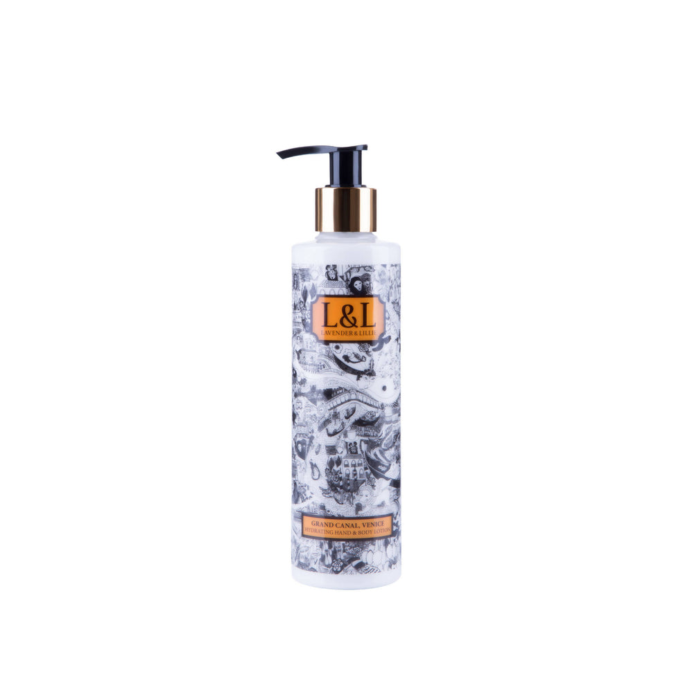 GRAND CANAL VENICE HAND & BODY LOTION