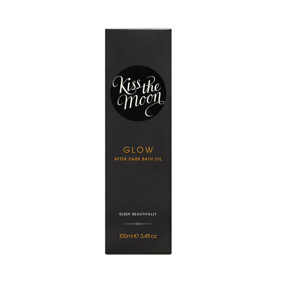 GLOW AFTER DARK BATH OIL