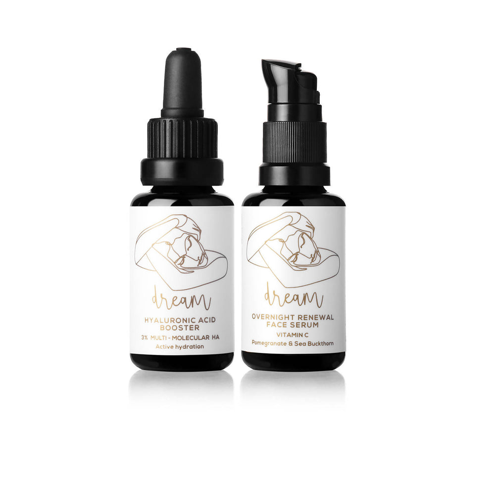 VITAMIN C & HYALURONIC ACID NIGHT TREATMENT - DREAM COUPLE