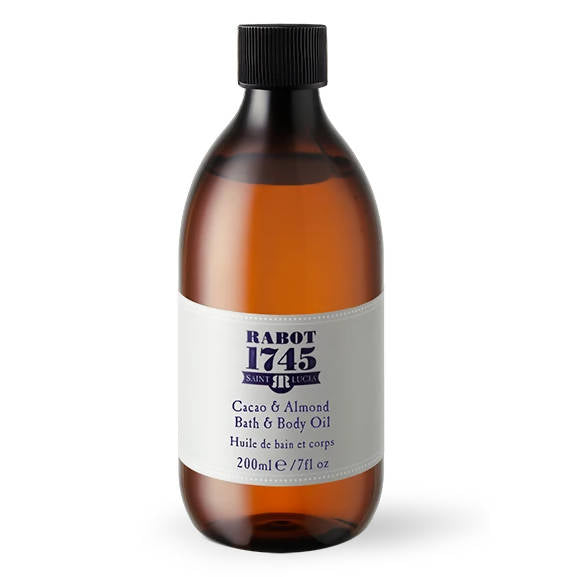CACAO & ALMOND BATH AND BODY OIL