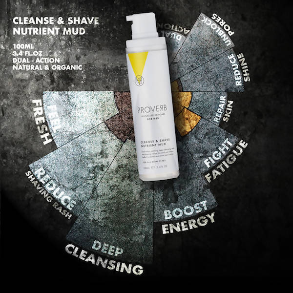 CLEANSE & SHAVE NUTRIENT MUD