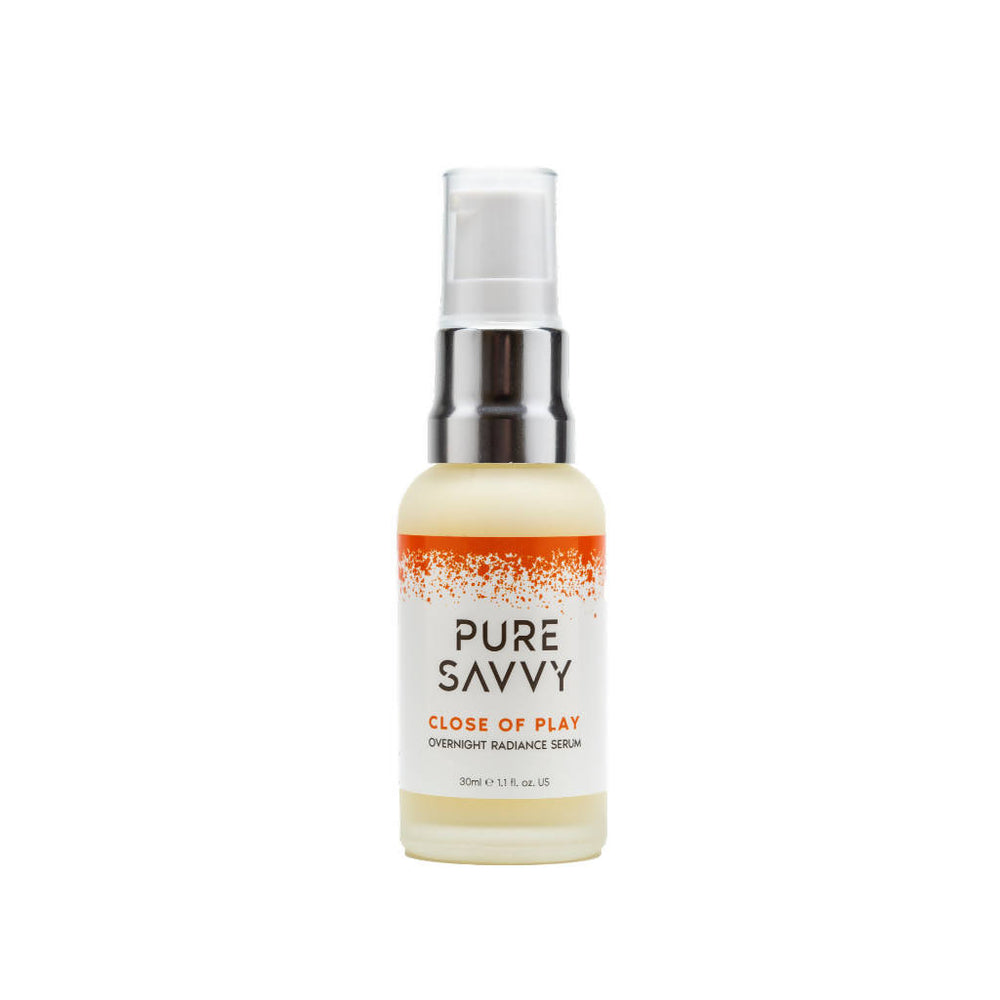 CLOSE OF PLAY OVERNIGHT SERUM