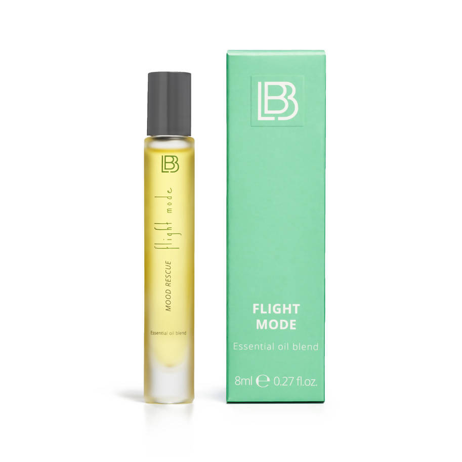 Flight Mode Calming Mood Rescue Oil - De Stress, Relax, Travel & Sleep Well Oil