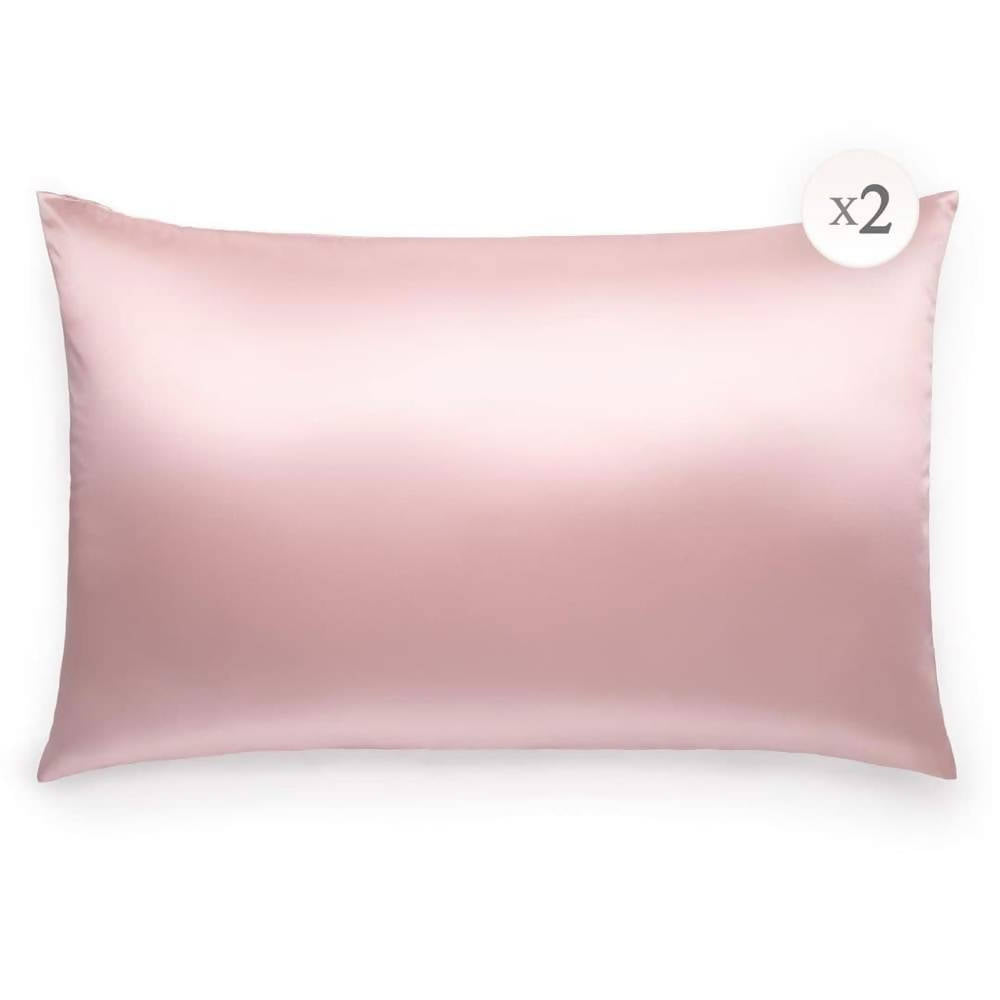 MULBERRY SILK PILLOWCASES (SET OF 2)