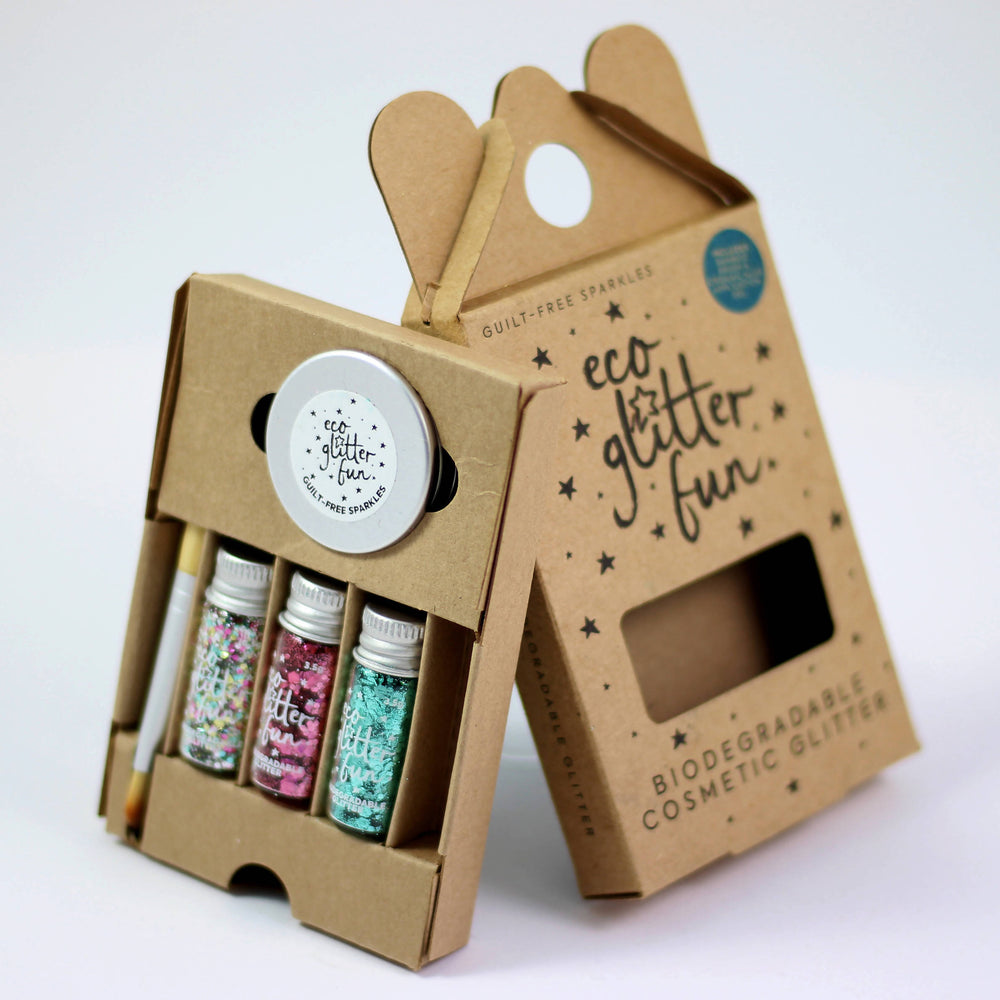 ECO GLITTER FUN SPARKLE BLENDS 3 KIT