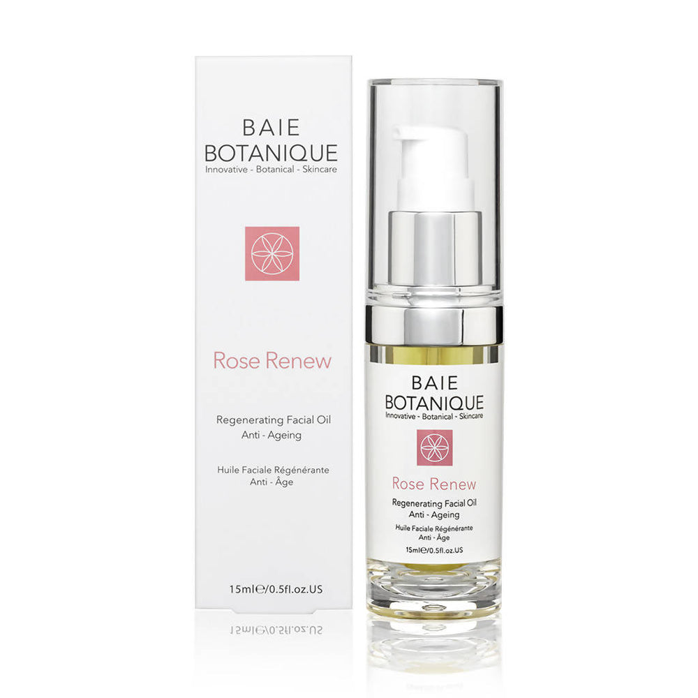 ROSE RENEW REGENERATING FACIAL OIL