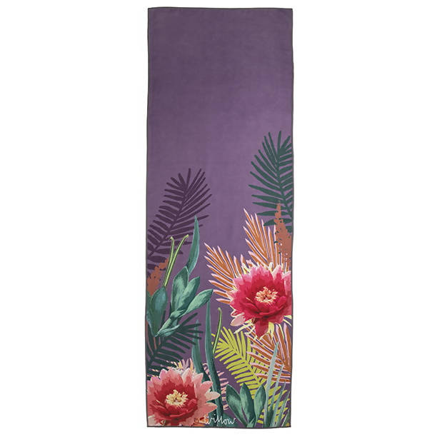 TROPICANA PLACEMENT MICROFIBRE TOWEL-TOPPER