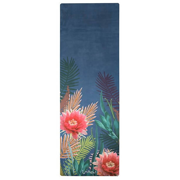 TROPICANA PLACEMENT INDIGO YOGA MAT