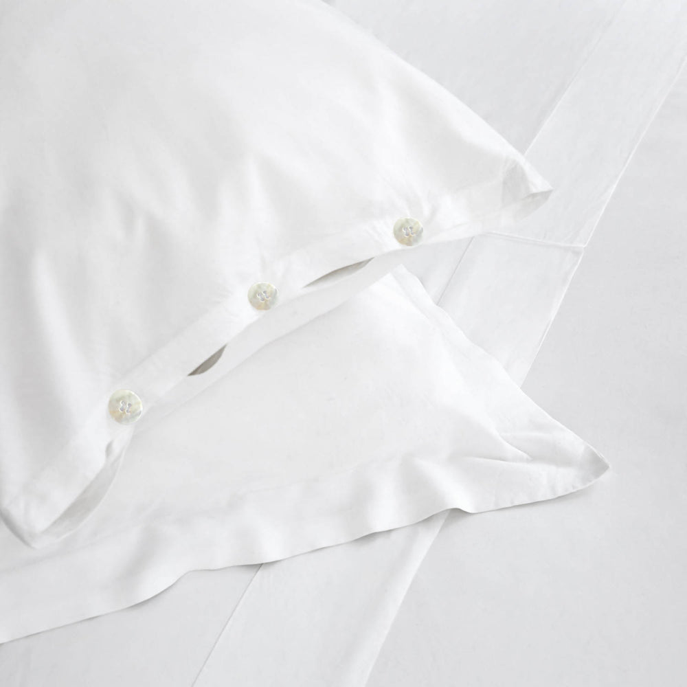 PEARL OXFORD PILLOWCASES