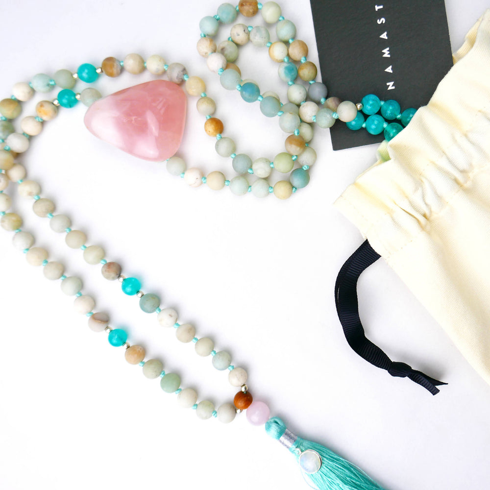 EROS JAPA MALA NECKLACE & BRACELET