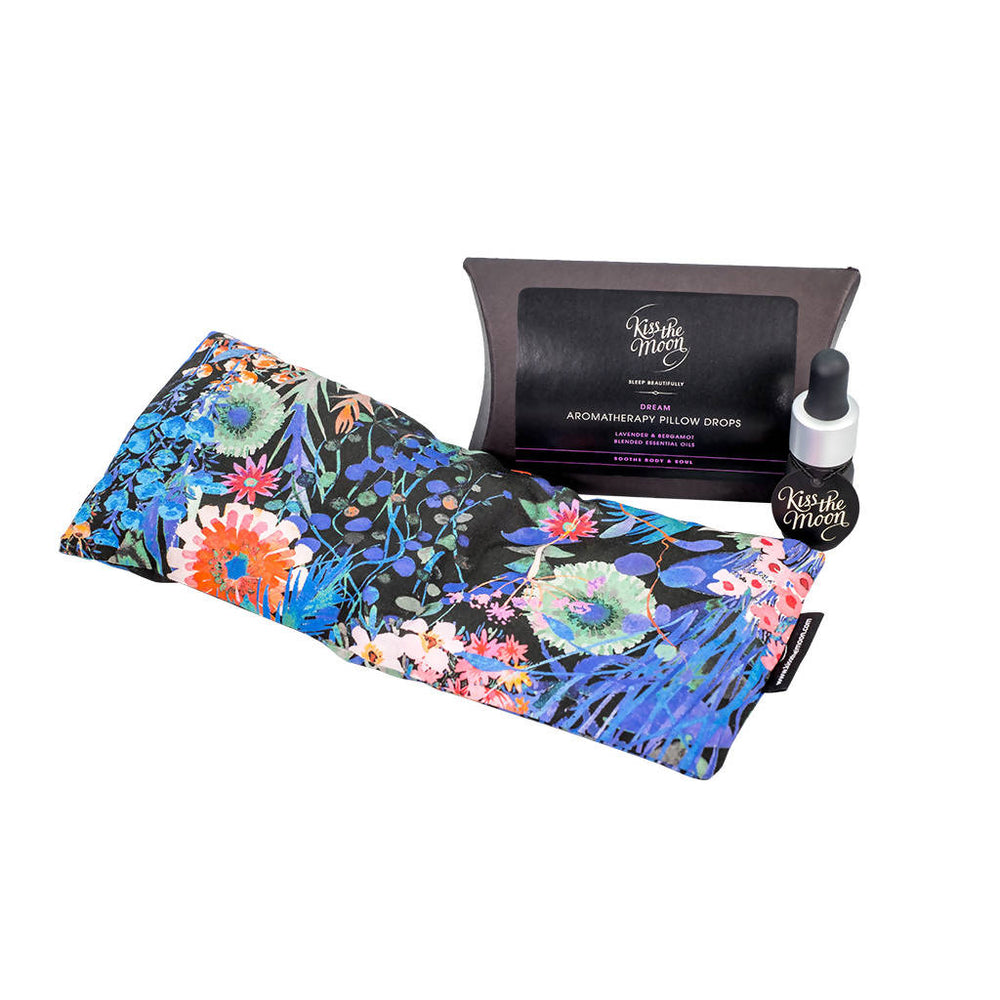 DREAM AROMATHERAPY DROPS & EYE PILLOW