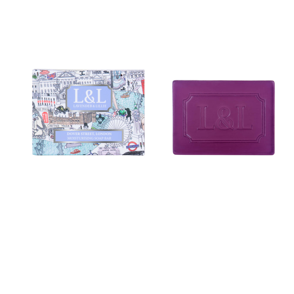 DOVER STREET, LONDON BAR SOAP