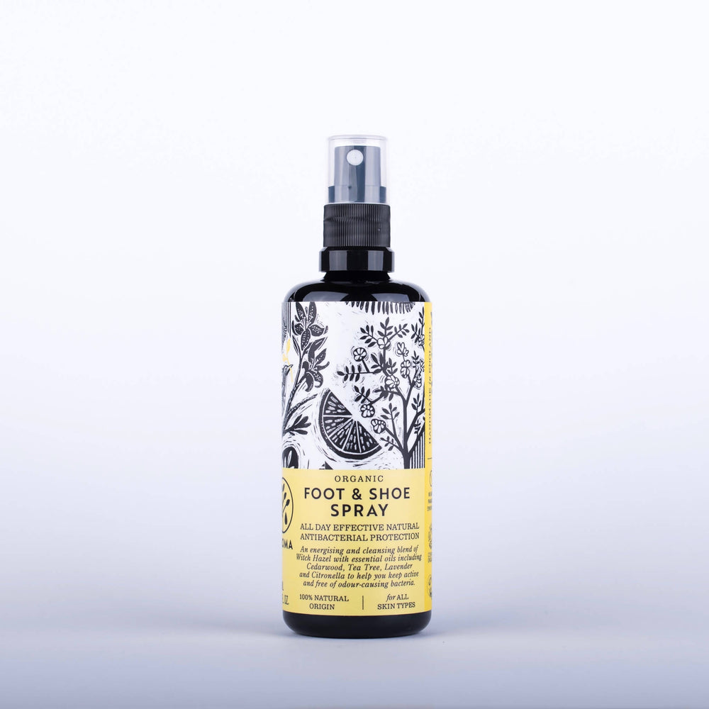 ORGANIC FOOT AND SHOE SPRAY