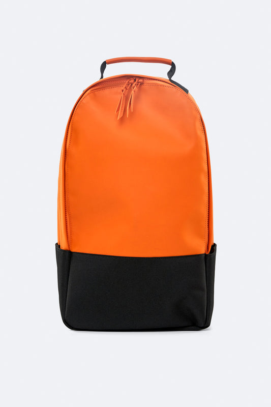 Rains City Backpack Bags 83 Fire Orange