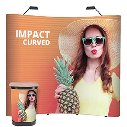 Impact Curved Bundle - DWJ Display