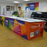 Vinyl Printed Banners - DWJ Display