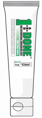 LUBRICANT, 1-AND-DONE 1oz